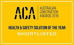 HEALTH  SAFETY SOLUTION OF THE YEAR resize