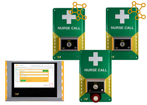Nurse Call - TCU Managed